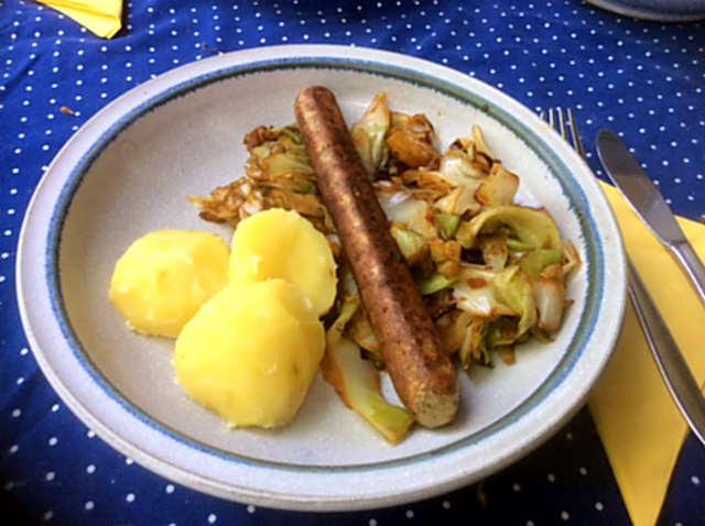 10.5.16 - Spitzkohl,Kartoffel,Veggie Würste (14)