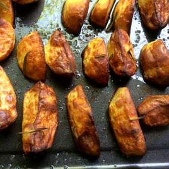 11.6.16 - Grüner Spargel,Ofenkartoffeln,Tomaten,Avocado,vegetarisch (4)