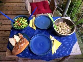 12.5.16 - Bohnen,Thunfisch,Staudenselleriesalat (10)