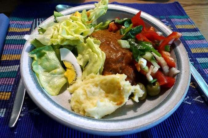 16.5.16 - Kartoffelbrei,Sauce Salte,vegetarisch (10)
