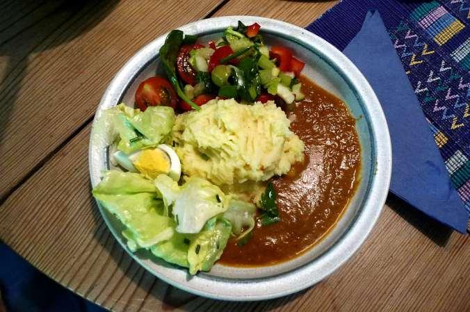 16.5.16 - Kartoffelbrei,Sauce Salte,vegetarisch (8)