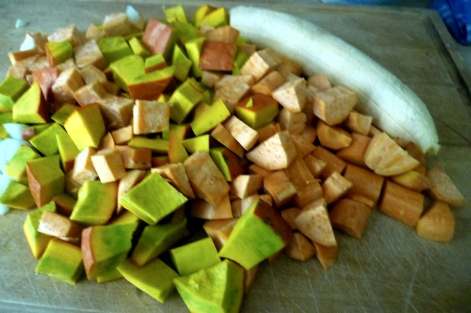 Kochbananensuppe (3)