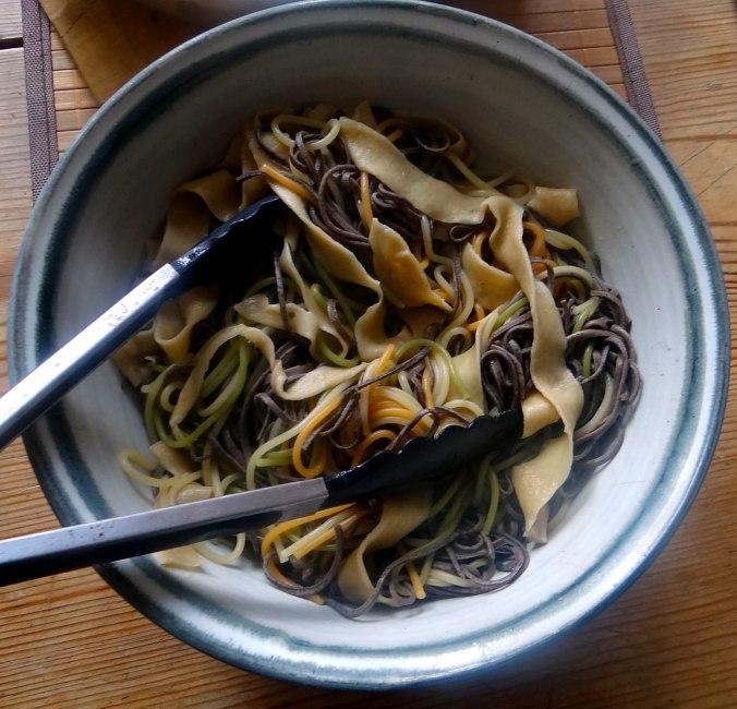 Gemüse Allerlei,Nudel Mix,vegetarisch (16)
