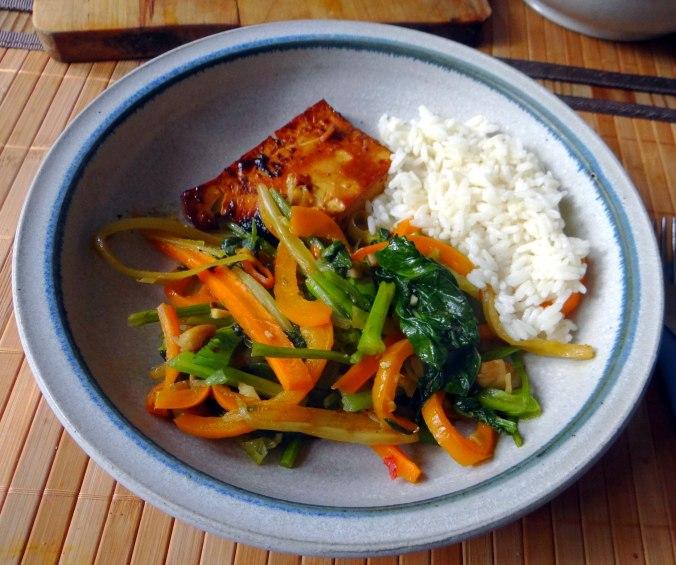 Senfgrün,Reis,Tofu,vegan (15)