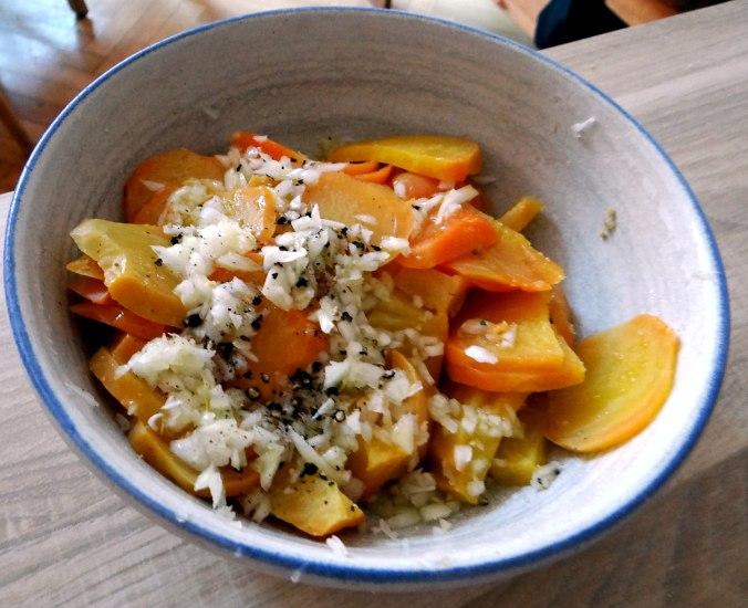 Weißwurst,Salate,Kartoffelstampf (6)