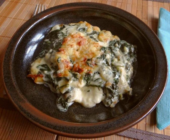 Spinat Lasagne (15)