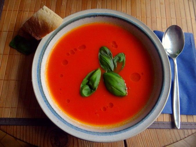 Tomatensuppe,vegan (1)