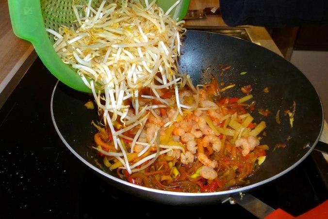 Asiatische Shrimpspfanne (17)