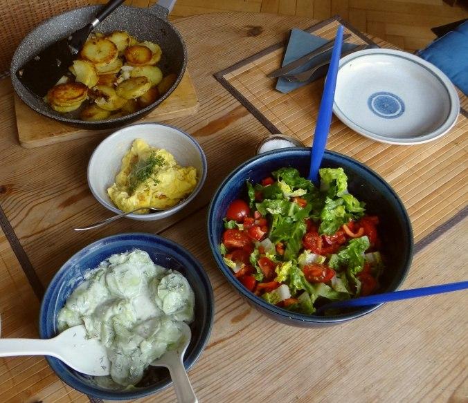 Bratkartoffel mit Rührei (15)