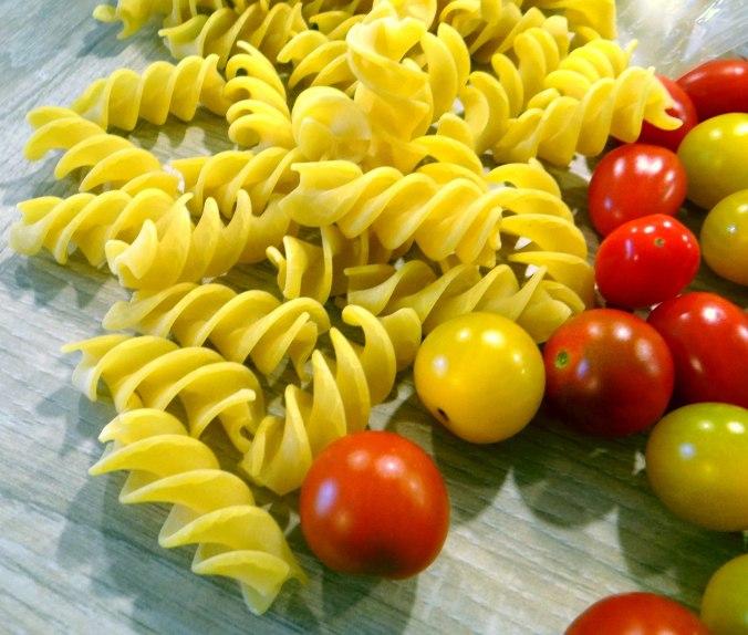 Pak Choy,Tomaten Spirelli (5)