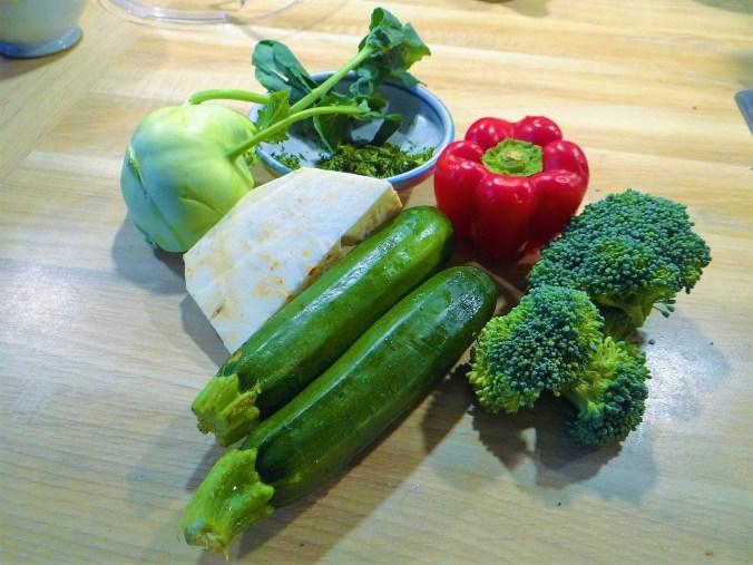 Ofengemüse,Ofenkartoffeln,Dip (3)
