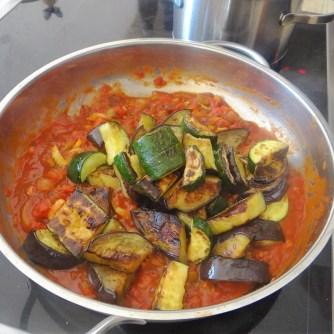 Süß Saures Gemüse mit Couscous (17)