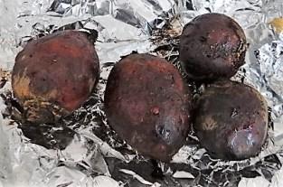 Meerrettichquark,Rote Beete,Ei,Salat,Pellkartoffeln (12)