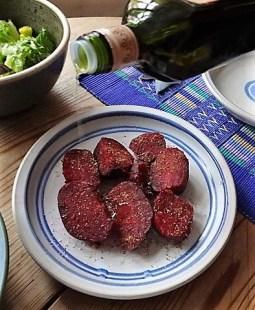 Meerrettichquark,Rote Beete,Ei,Salat,Pellkartoffeln (14)