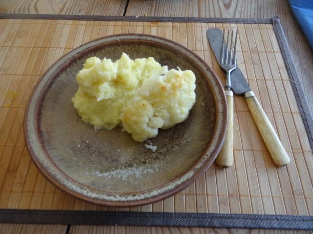 Blumenkohl,Kartoffelstampf (11)