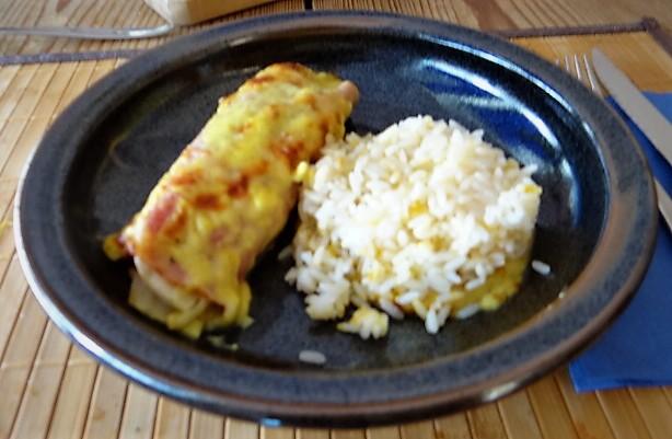 Chocoree in Schinken und Reis (18)