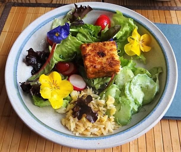 Salate und Feta (2)