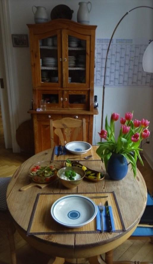 gefüllte Snackpaprika,Krautsalat,Tzatziki (21)