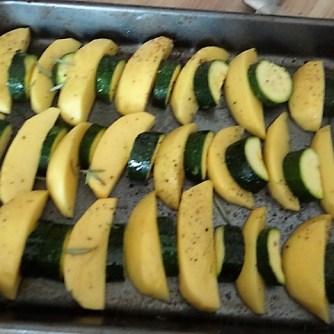 Ofen-Kartoffel-Zucchini,geräucherte Forelle (7)