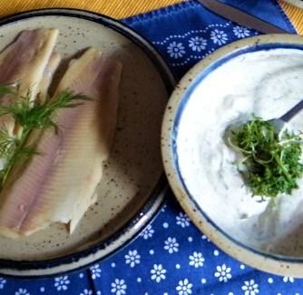 Ofen-Kartoffel-Zucchini,geräucherte Forelle (9)