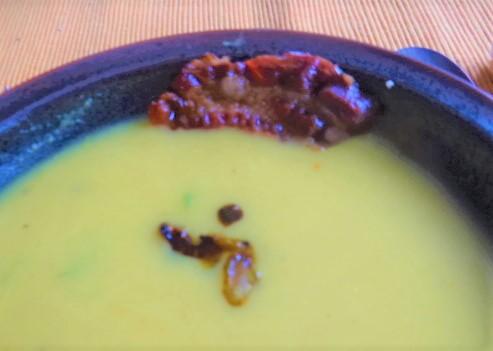 Selleriesuppe-leicht orientalisch (3)