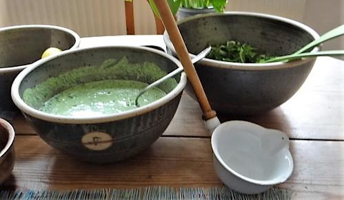 Frankfurter grüne Soße,Puntarelle(3)