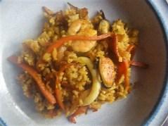 Nasi Goreng mit Meeresfrüchten,Dessert (22)