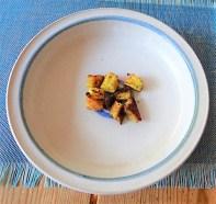 Staudensellerie Suppe mit Weißbrot (20)