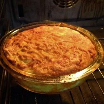 Gefüllte Zucchini mit Kartoffelauflauf (11)
