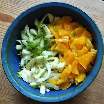 Kartoffel-Möhren Pupper mit Quark Dip und Fenchelsalat (13)