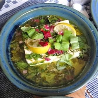 Kleine Kartoffelaufläufe,Rote Beete,Gurke,Pimientos,Feta (11)