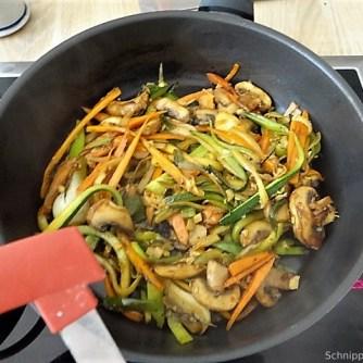 Mungbohnenkeimlinge mit Gemüse,Reis (11)