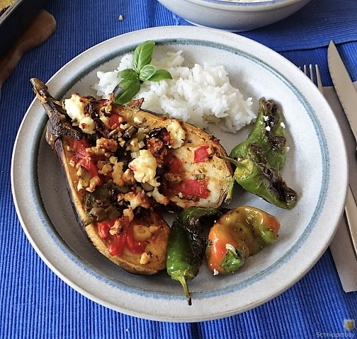 Auberginen,Tomate,Feta,Pimientos,Reis (21)