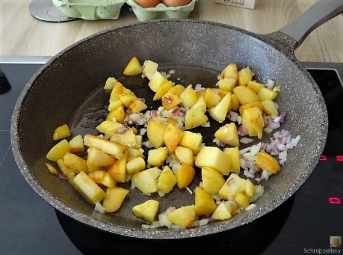 Gemüse Kartoffel und Ei (9)