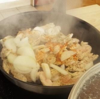 Geschnetzeltes, Kohlrabi,Karotten,Ofenkartoffeln (17)