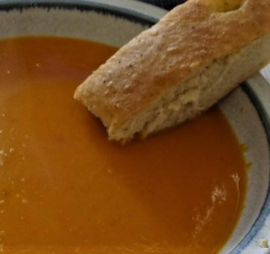 Kürbissuppe,, (3)
