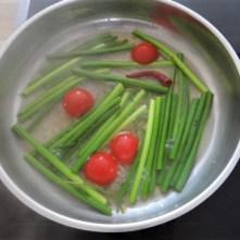 Knoblauchgrün,Gemüse,Kritharaki (15)