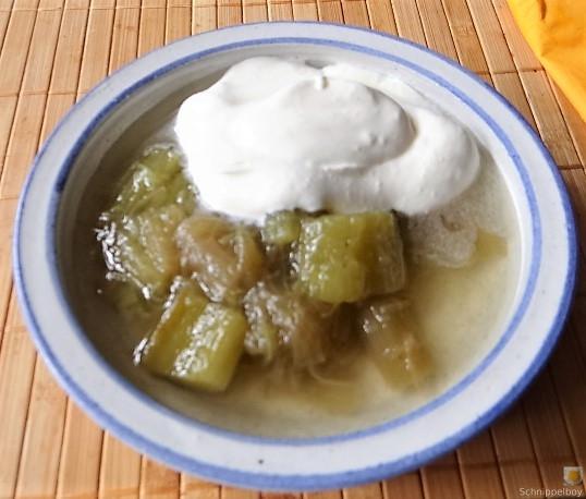 Kürbisrösti,Lachs,Salat,Rhabarberkompott (25)