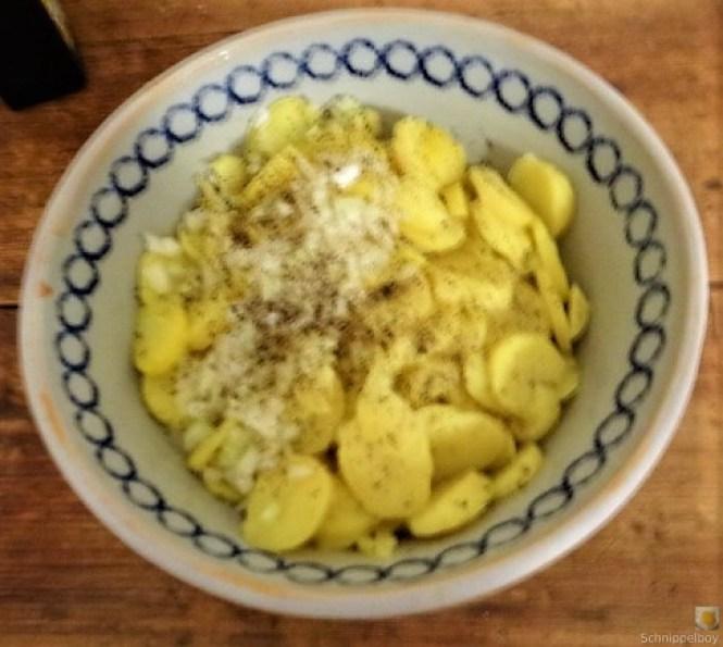 Kartoffelsalat und Makrele (9)