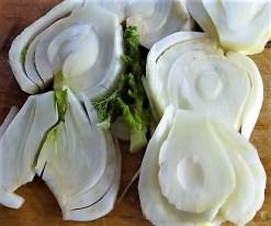 Selleriepürree und Gemüse (15)