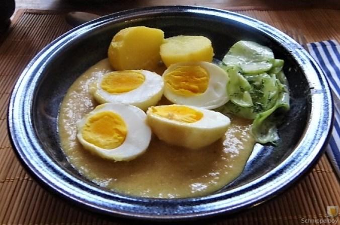 Eier in Senfsauce (15)