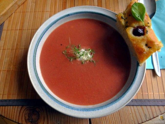 Schwarze Karottensuppe, revival. (15)