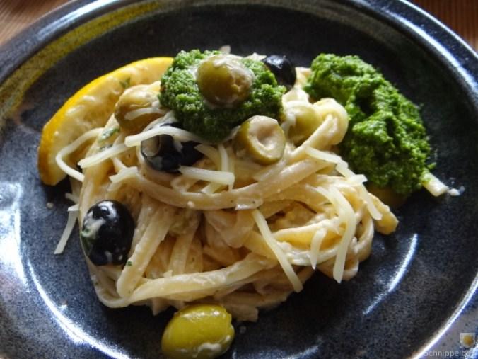 Zitronen Linguine (1)