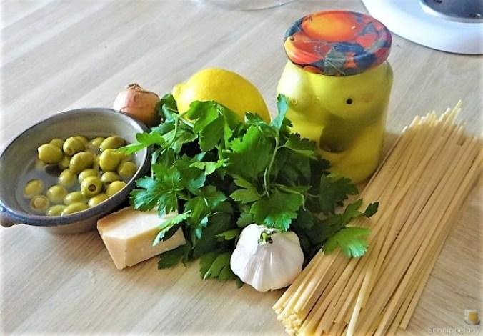 Zitronen Linguine (8)