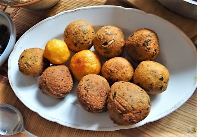 Falafel, Hummus, Gemüse, (19)