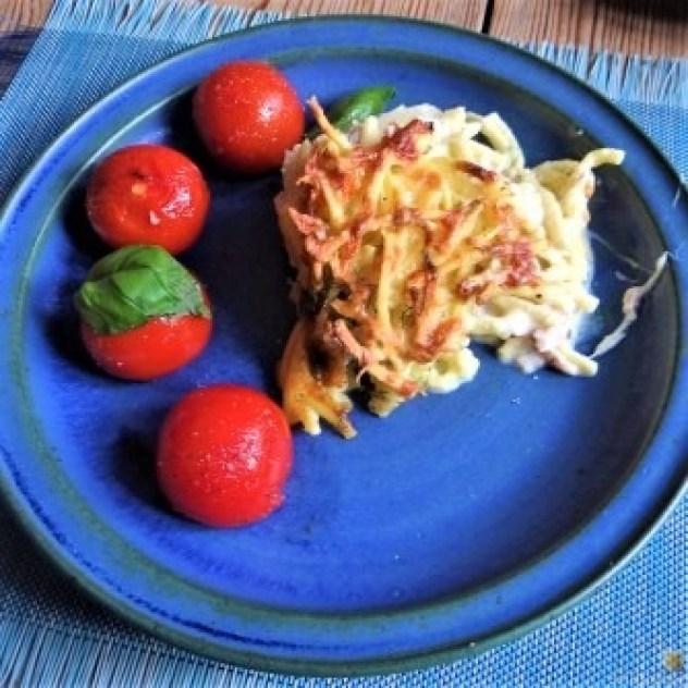 Fenchel Auflauf und Tomaten (18)