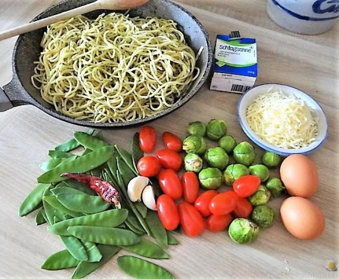 Nudel-Gemüse Auflauf (8)