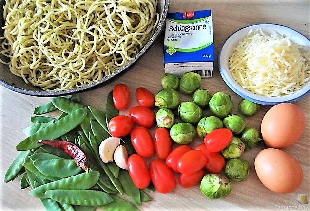 Nudel-Gemüse Auflauf (9)