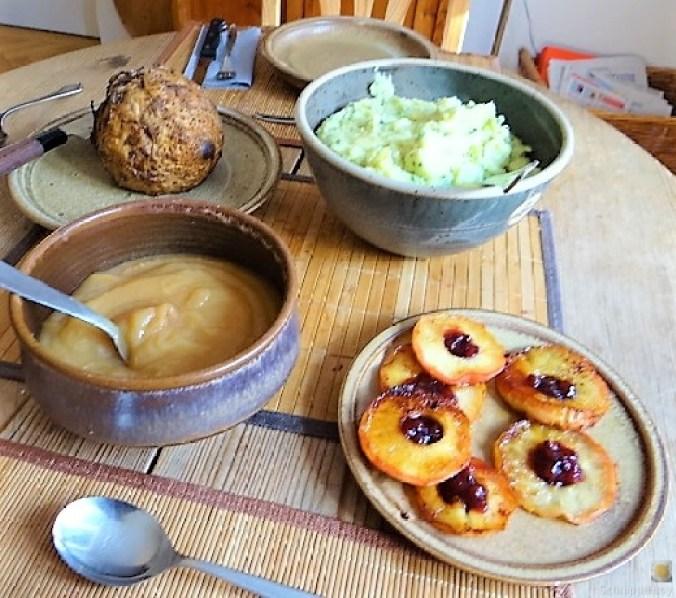 Sellerie,Kartoffelstampf und Apelmus (26)