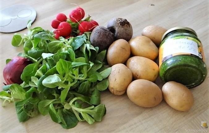 Kartoffel-Bärlauch Schnecken mit Tomatensauce (9)